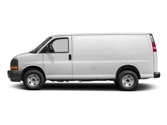 2017 Gmc Savana Cargo Van In San Antonio Tx Gunn Nissan