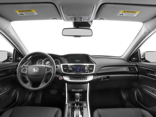 2015 Honda Accord Sedan EX-L in San Antonio, TX   San Antonio Honda