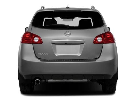 Nissan Rogue Select >> 2015 Nissan Rogue Select S