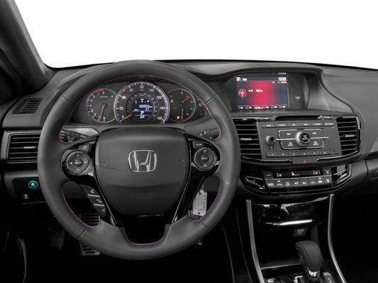 2017 Honda Accord Sedan Sport Se In San Antonio Tx Gunn Nissan
