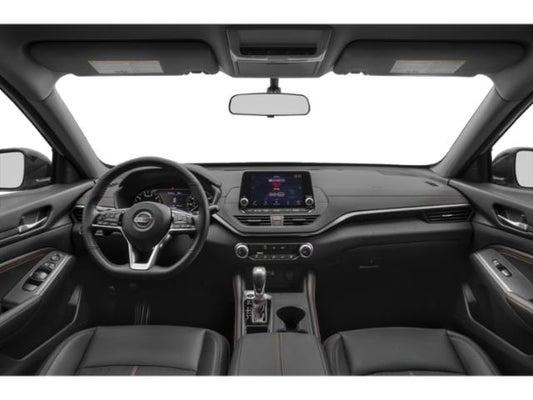 Black Nissan Altima >> 2019 Nissan Altima 2 5 Sr