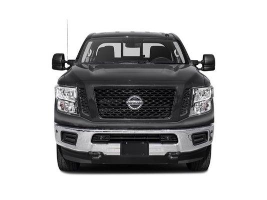 2019 Nissan Titan XD SV Diesel