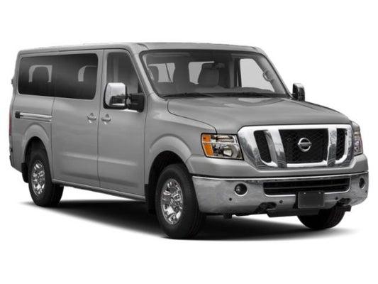 Nissan Nv Passenger >> 2019 Nissan Nv Passenger Nv3500 Hd Sl V8